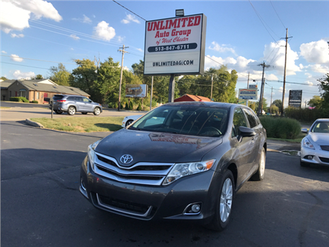 2014 Toyota Venza for sale in West Chester, OH