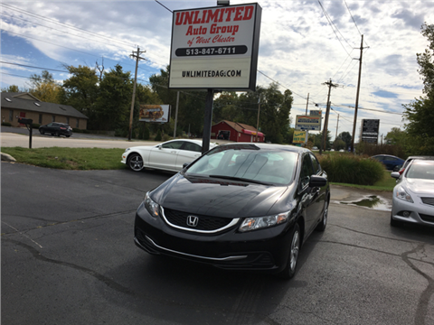2014 Honda Civic for sale in West Chester, OH
