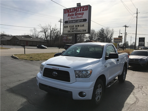 2007 Toyota Tundra for sale in West Chester, OH