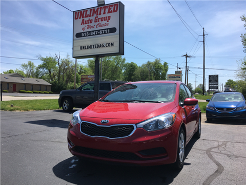 2016 Kia Forte for sale in West Chester, OH