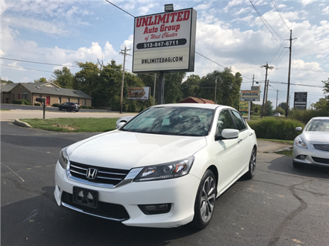 2014 Honda Accord for sale in West Chester, OH