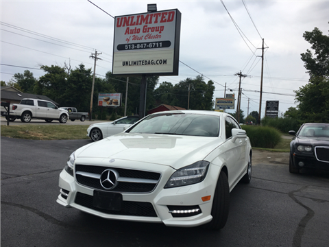 2014 Mercedes-Benz CLS for sale in West Chester, OH