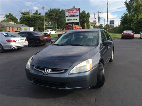 2004 Honda Accord for sale in West Chester, OH