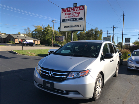 2014 Honda Odyssey for sale in West Chester, OH