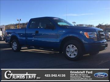 2013 Ford F-150 for sale in Elizabethton, TN