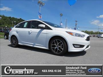 2016 Ford Focus for sale in Elizabethton, TN