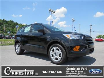 2017 Ford Escape for sale in Elizabethton, TN