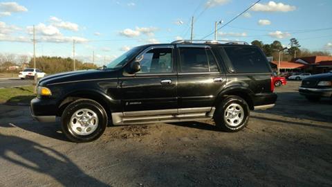 2001 Lincoln Navigator for sale in Albertville, AL