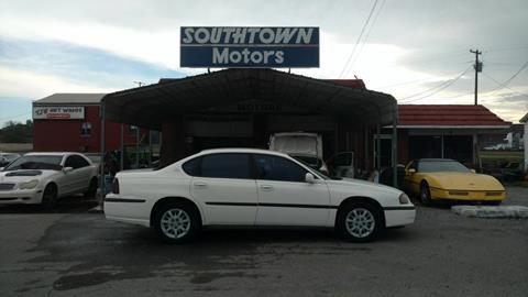 2004 Chevrolet Impala for sale in Albertville, AL
