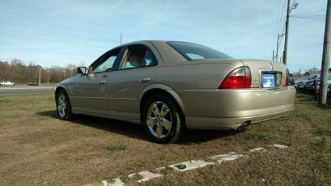 2006 Lincoln Ls For Sale In Mcallen Tx