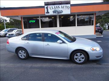 2009 Chevrolet Impala for sale in Tallahassee, FL