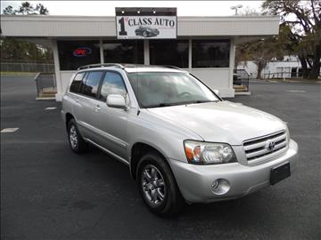 2005 Toyota Highlander for sale in Tallahassee, FL