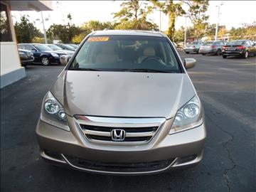 2007 Honda Odyssey for sale in Tallahassee, FL