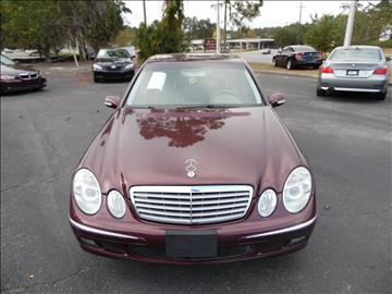 2006 Mercedes-Benz E-Class for sale in Tallahassee, FL