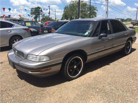 1997 buick lesabre for sale louisiana. Black Bedroom Furniture Sets. Home Design Ideas