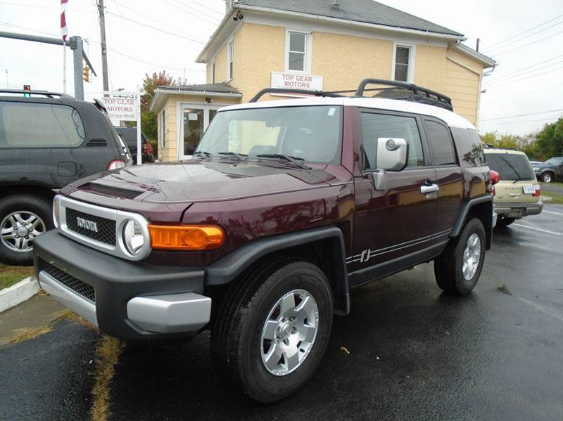 Toyota fj cruiser for sale in clearwater fl for Top gear motors winchester va