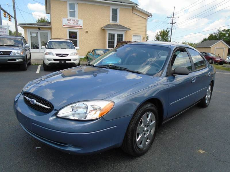 2001 ford taurus for sale in virginia. Black Bedroom Furniture Sets. Home Design Ideas