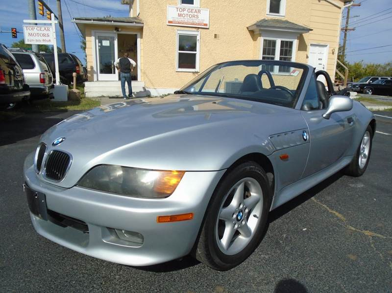 1998 bmw z3 for sale in pueblo co for Top gear motors winchester va