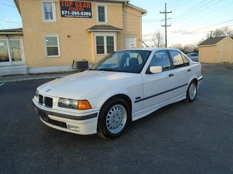 1996 bmw 3 series for sale for Top gear motors winchester va