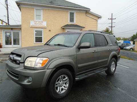 Toyota sequoia for sale virginia for 2002 toyota sequoia rear window not working