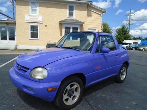 Suzuki x 90 for sale ohio for Top gear motors winchester va