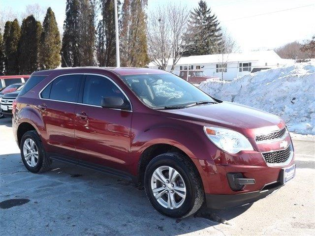 used 2010 chevrolet equinox ls 4dr in green bay wi at broadway automotive military. Black Bedroom Furniture Sets. Home Design Ideas