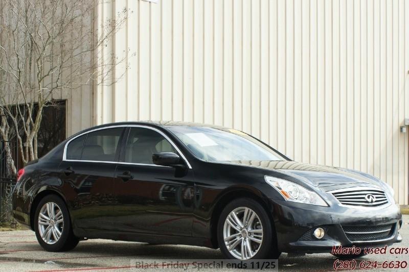 2013 Infiniti G37 Sedan for sale in South Houston, TX