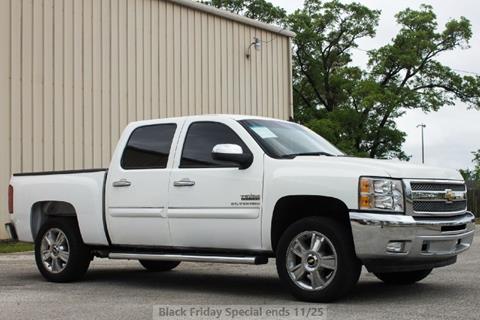 2012 Chevrolet Silverado 1500 for sale in South Houston, TX