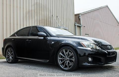 2008 Lexus IS F for sale in South Houston, TX