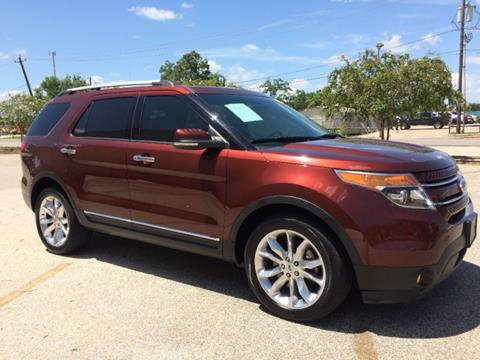 2015 Ford Explorer for sale in South Houston, TX