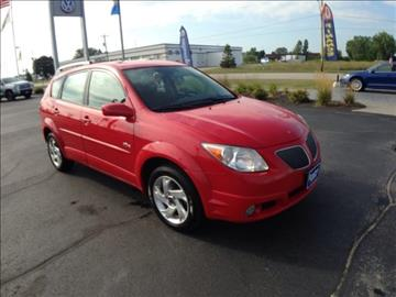 2005 Pontiac Vibe for sale in Green Bay, WI
