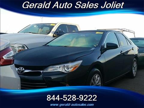 2015 Toyota Camry for sale in Joliet, IL