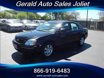 2006 Ford Five Hundred for sale in Joliet, IL