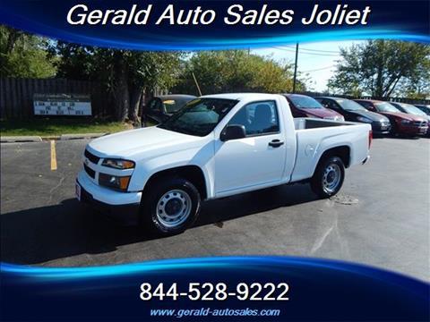 2012 Chevrolet Colorado for sale in Joliet, IL