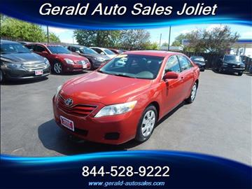 2010 Toyota Camry for sale in Joliet, IL