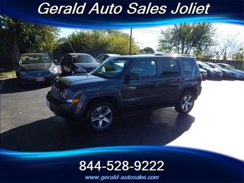 2016 Jeep Patriot for sale in Joliet, IL
