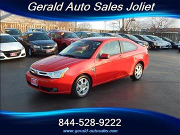 2008 Ford Focus for sale in Joliet, IL