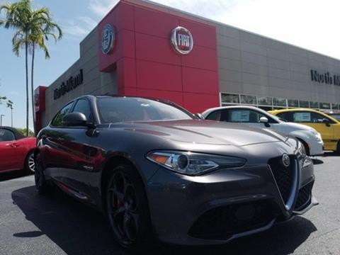 2017 Alfa Romeo Giulia for sale in North Miami, FL