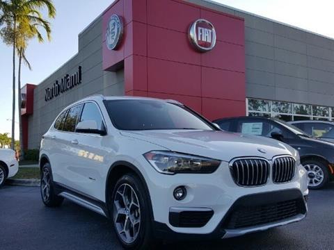 2016 BMW X1 for sale in North Miami, FL