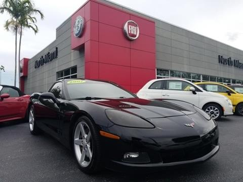 2007 Chevrolet Corvette for sale in North Miami, FL