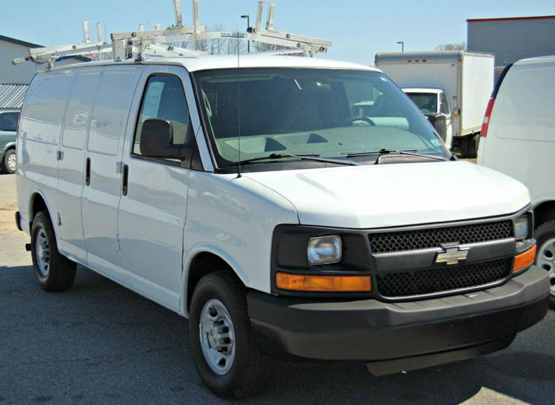 2008 Chevrolet Express Cargo 2500 3dr Cargo Van - Harrington DE
