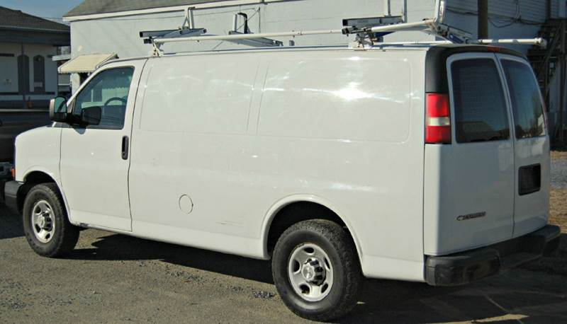 2009 Chevrolet Express Cargo 2500 3dr Cargo Van - Harrington DE
