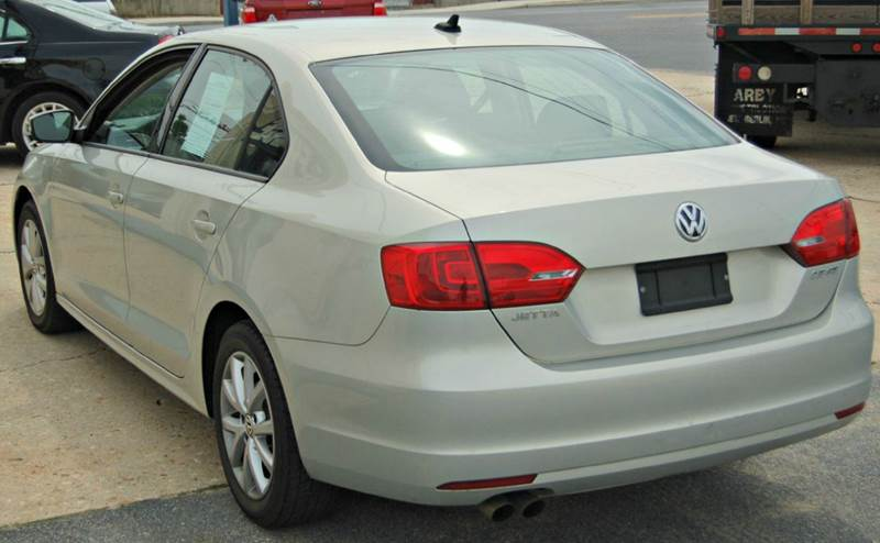 2011 Volkswagen Jetta SE PZEV 4dr Sedan 6A - Harrington DE