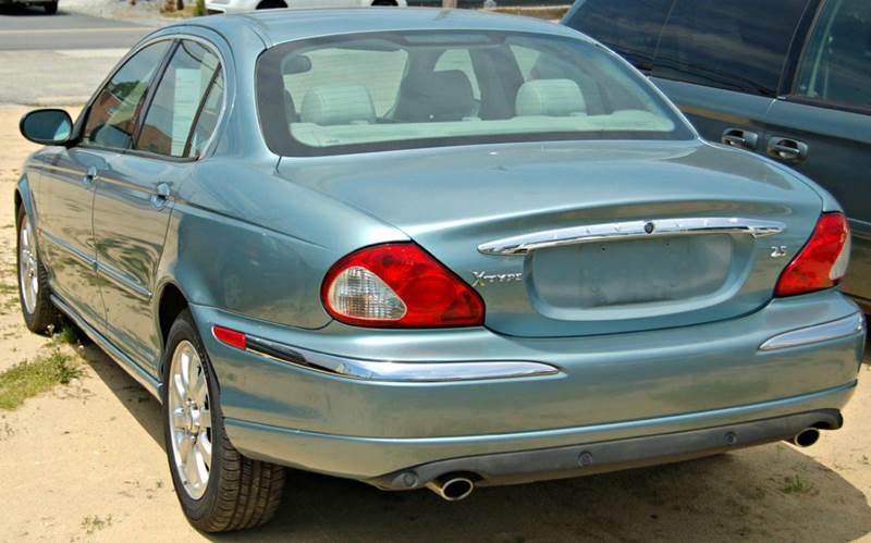 2003 Jaguar X-Type AWD 2.5 4dr Sedan - Harrington DE