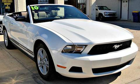 2010 Ford Mustang for sale in Harrington, DE