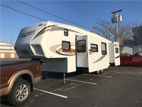 2011 Jayco Eagle for sale in Ocean City, NJ