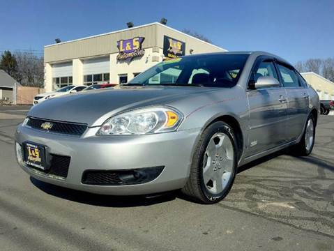 2006 Chevrolet Impala for sale in Plantsville, CT