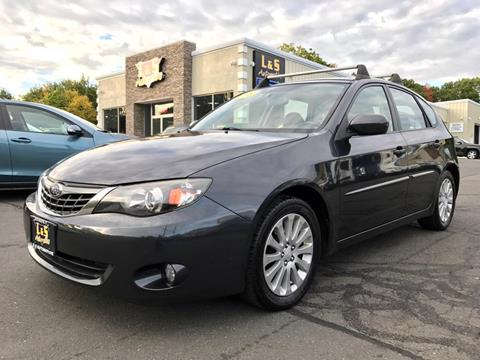 2008 Subaru Impreza for sale in Plantsville, CT
