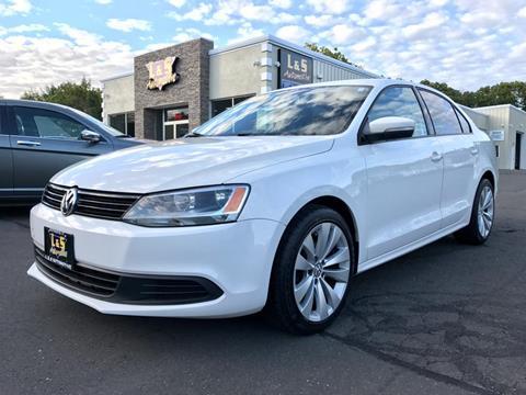 2012 Volkswagen Jetta for sale in Plantsville, CT