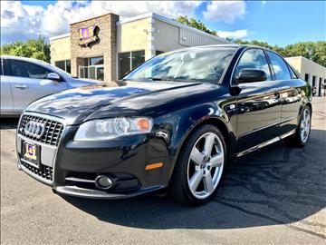 2008 Audi A4 for sale in Plantsville, CT